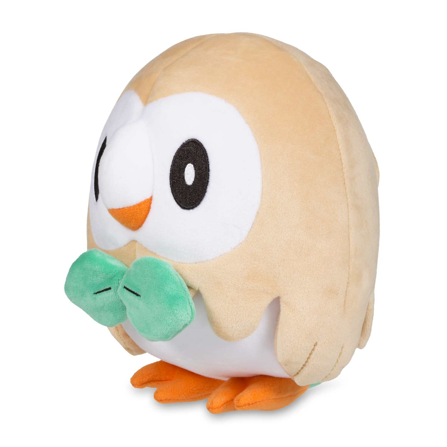 Rowlet Poké Plush Alola Pokémon Center Original