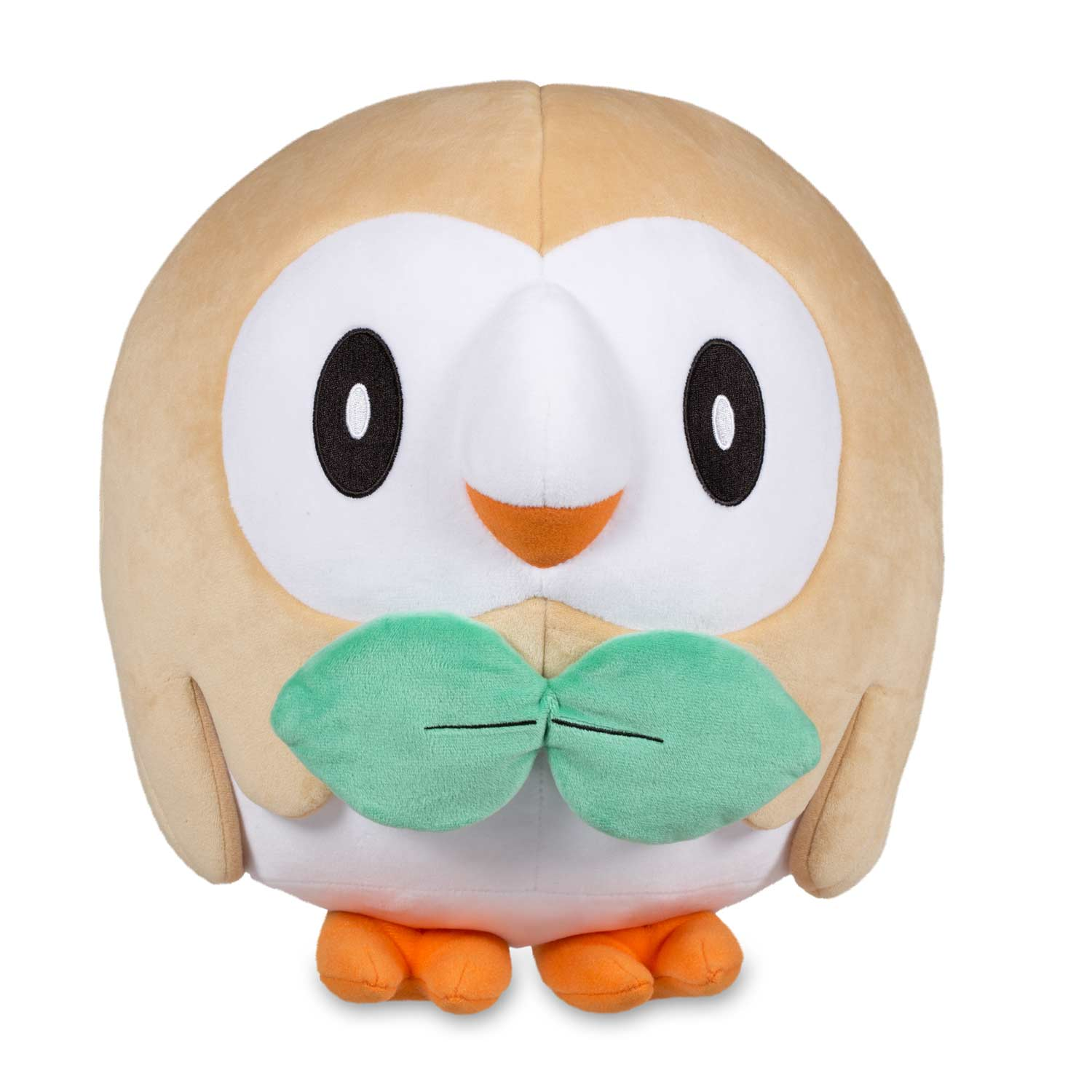 Rowlet Poké Jumbo Plush Alola Pokémon Center Original
