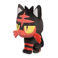 Image for Litten Plush (Trainer Size)  - 17 In. from Pokémon Center