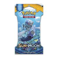 Image for Pokémon TCG: Sun & Moon Sleeved Boosters from Pokemon Center