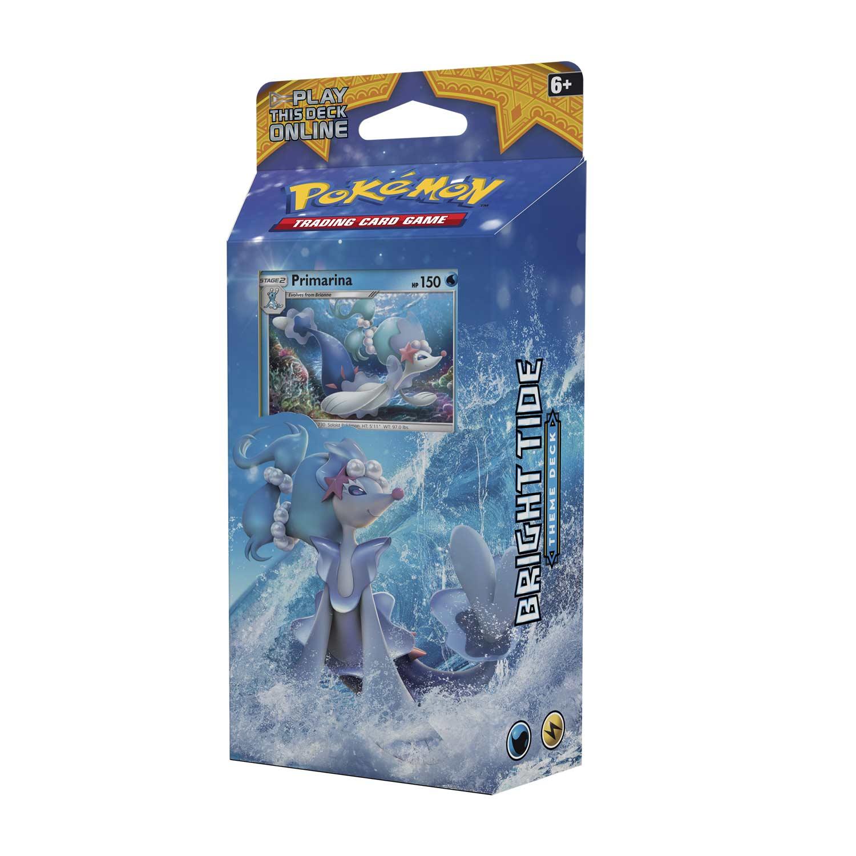 Pokemon TCG Sun /& Moon Bright Tide Primarina Theme Deck NEW SEALED