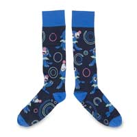 Image for Popplio Mid-Calf Socks (Adult-One Size) from Pokemon Center