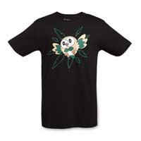 Rowlet Relaxed Fit Crewneck T-Shirt - Adult