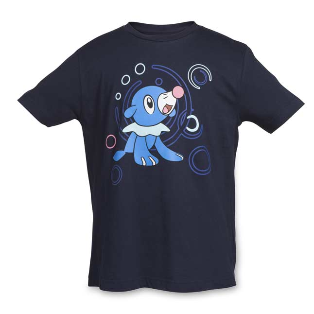 Image for Popplio Relaxed Fit Crewneck T-Shirt - Youth from Pokemon Center
