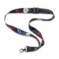 Image for Rowlet Litten Popplio Pokémon Lanyard from Pokemon Center