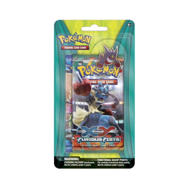 Image for Pokémon TCG: 2 Booster Packs with Mega Gengar Collector's Pin from Pokemon Center