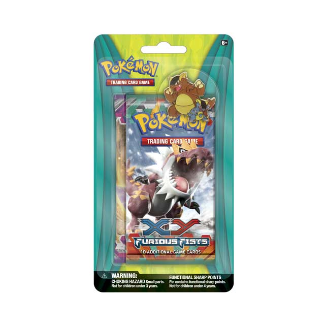Image for Pokémon TCG: 2 Booster Packs with Mega Kangaskhan Collector's Pin from Pokemon Center