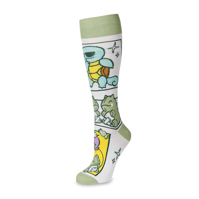 Image for Pokémon-Amie Substitute Mid-Calf Socks (One Size-Adult) from Pokemon Center