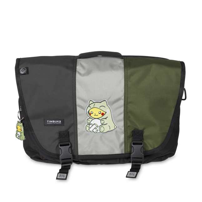 Image for Pokémon-Amie Substitute Timbuk2 Messenger Bag from Pokemon Center