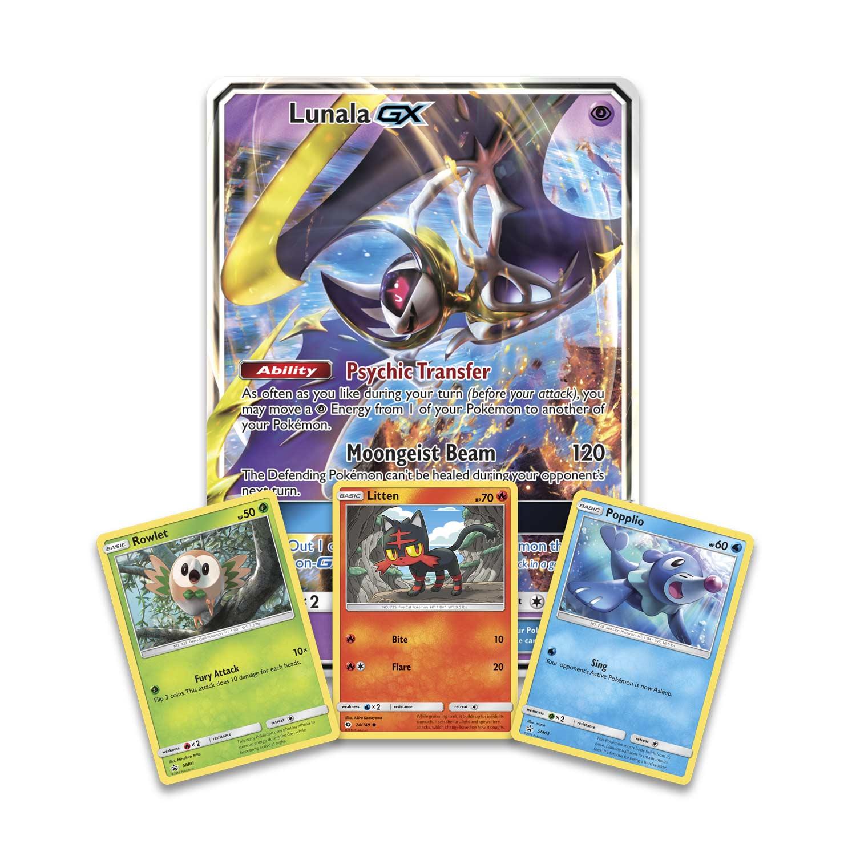Pokémon Tcg Alola Collection With Lunala