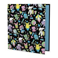 Mythical Mania 1 In. D-Ring Trading Card Binder