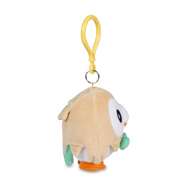 Image for Rowlet Plush Key Chain from Pokémon Center