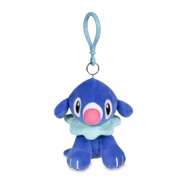 Image for Popplio Plush Keychain from Pokemon Center