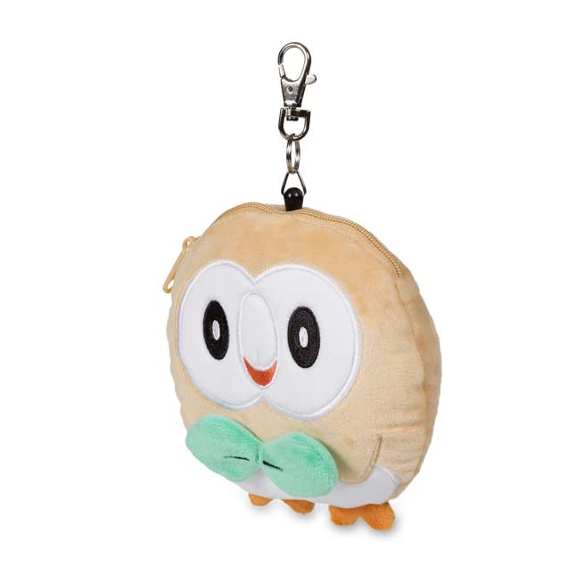 Image for Rowlet Plush Card Case from Pokemon Center