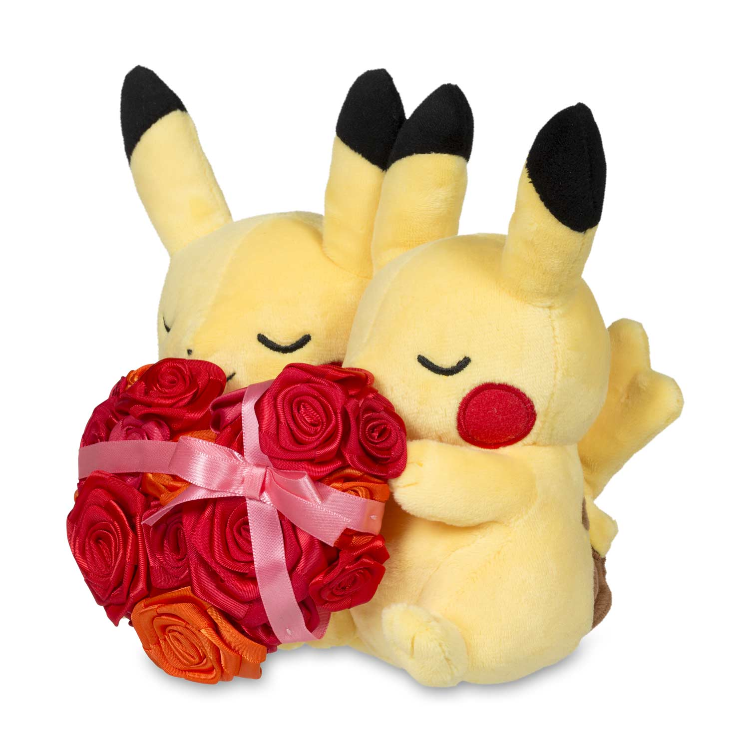 0961be9e ... for Paired Pikachu Celebrations: Sweetheart Pikachu Plush - 8 In. from Pokemon  Center. _5_3074457345618259663_3074457345618262055_3074457345618268804