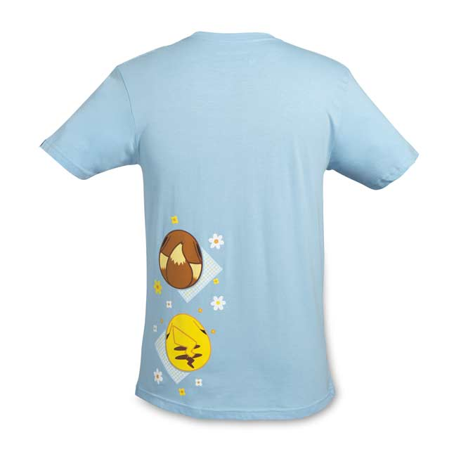 Image for Spring Eggs Relaxed Fit Crewneck T-Shirt - Adult from Pokemon Center