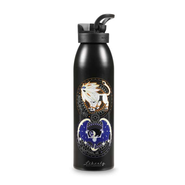 Image for Solgaleo and Lunala Liberty Bottle from Pokemon Center
