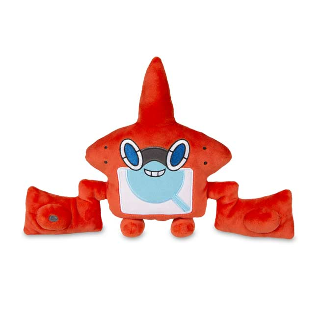 "Image for Rotom Dex Poké Plush (Standard Size) - 8.5"" from Pokemon Center"