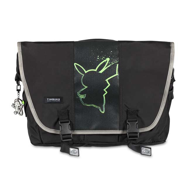 Image for Brushwork Pikachu Messenger Bag from Pokemon Center