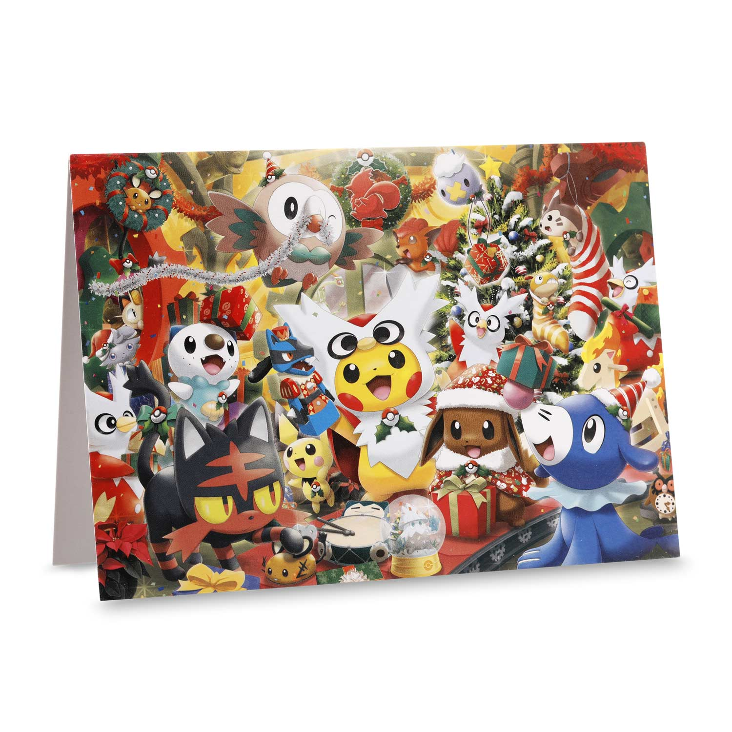 Pikachu Holiday Greeting Cards Greeting Cards Holiday Cards