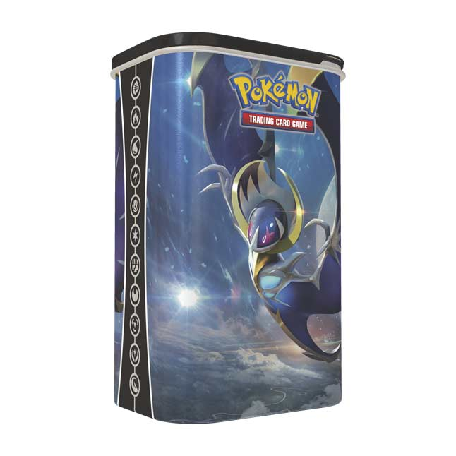 Image for Pokémon TCG: Deck Shield featuring Lunala from Pokemon Center