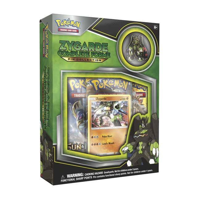 Image for Pokémon TCG: Zygarde Complete Collection from Pokemon Center