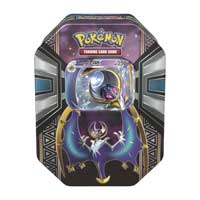 Image for Pokémon Trading Card Game: Legends of Alola Tin with Lunala-GX from Pokemon Center
