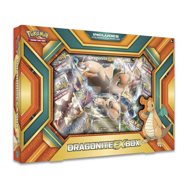 Image for Pokémon TCG: Dragonite-EX Box from Pokemon Center
