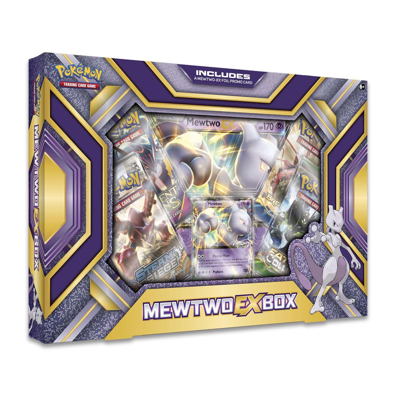 Image For Pokémon Tcg Mewtwo Ex Box From Pokemon Center