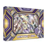 Image for Pokémon TCG: Mewtwo-EX Box from Pokemon Center