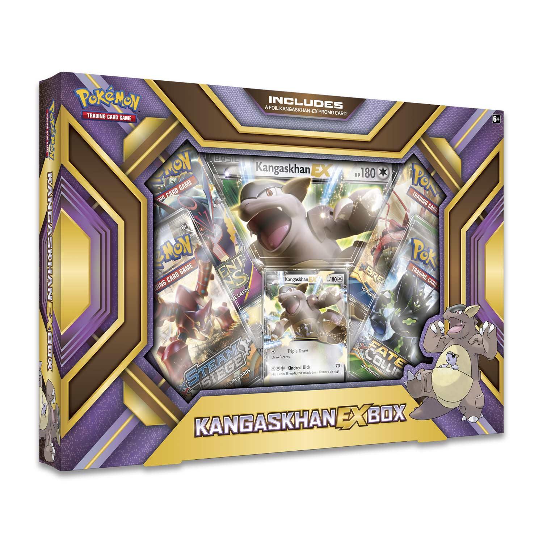 Pokémon TCG Kangaskhan-EX Box