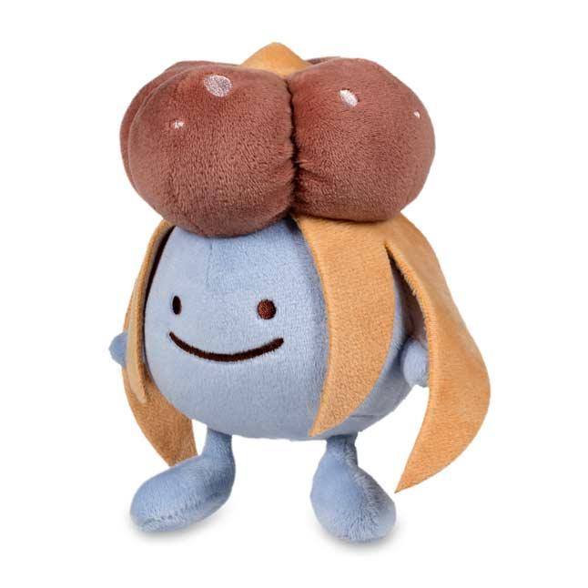 6 3//4 In. Standard Size Pokemon Center Original Ditto as Eevee Poké Plush