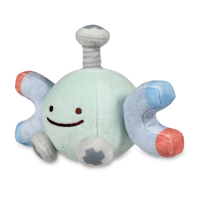 "Image for Ditto As Magnemite Poké Plush (Standard) - 7"" from Pokemon Center"