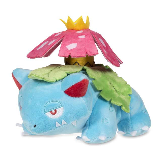 "Image for Venusaur Poké Plush (Large Size) - 7 1/2"" from Pokemon Center"