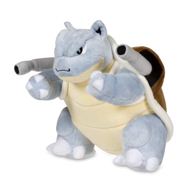 "Image for Blastoise Poké Plush (Large Size) - 9 1/2"" from Pokemon Center"