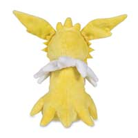 Image for Sitting Jolteon Poké Plush (Standard Size) - 7 3/4 In. from Pokémon Center