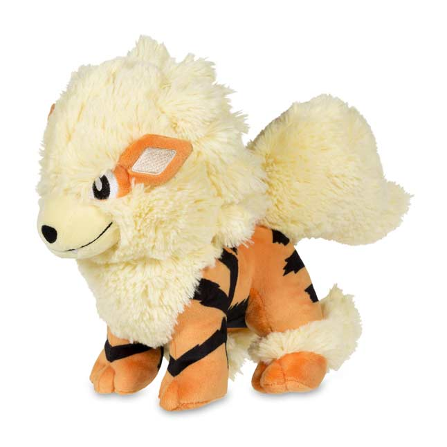 Image for Arcanine Poké Plush (Large Size) - 10 1/2 In. from Pokemon Center