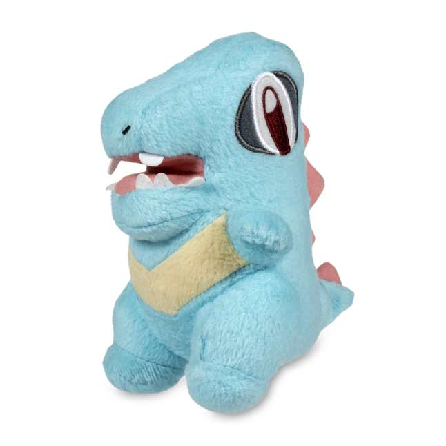 "Image for Totodile Poké Doll Plush (Standard Size) - 5 1/2"" from Pokemon Center"