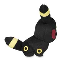 Image for Umbreon Poké Doll Plush (Standard Size) - 6 In. from Pokémon Center
