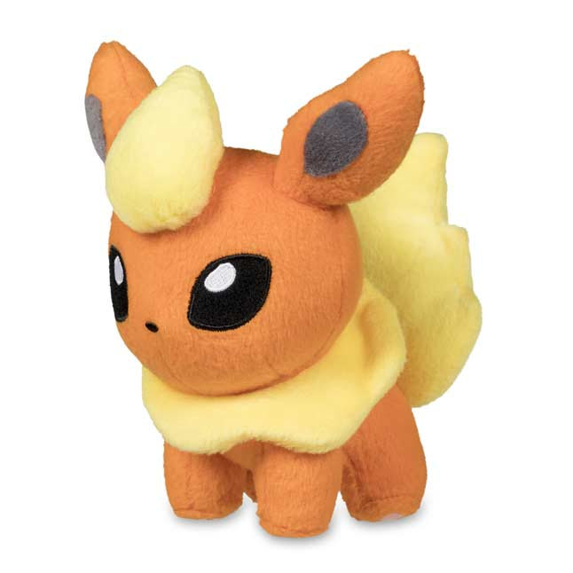 "Image for Flareon Poké Doll Plush (Standard Size) - 6 1/2"" from Pokemon Center"