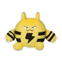 Image for Elekid Poké Doll Plush (Standard Size) - 7 In. from Pokemon Center