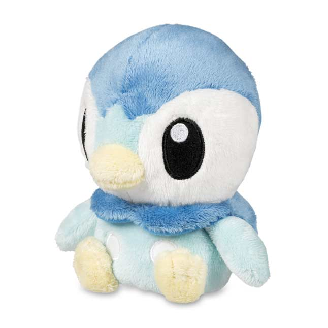 "Image for Piplup Poké Doll Plush (Standard Size) - 6"" from Pokemon Center"
