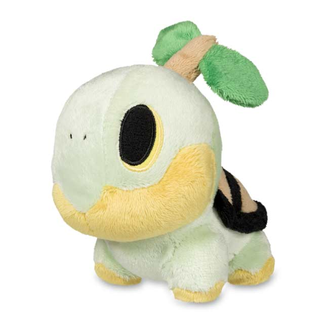 "Image for Turtwig Poké Doll Plush (Standard Size) - 6"" from Pokemon Center"