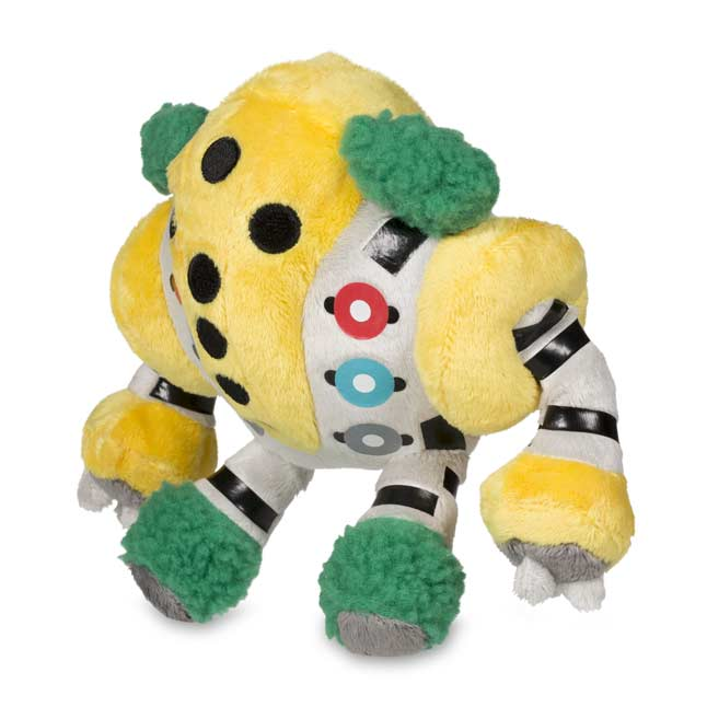 "Image for Regigigas Poké Doll Plush (Standard Size) - 9 1/2"" from Pokemon Center"