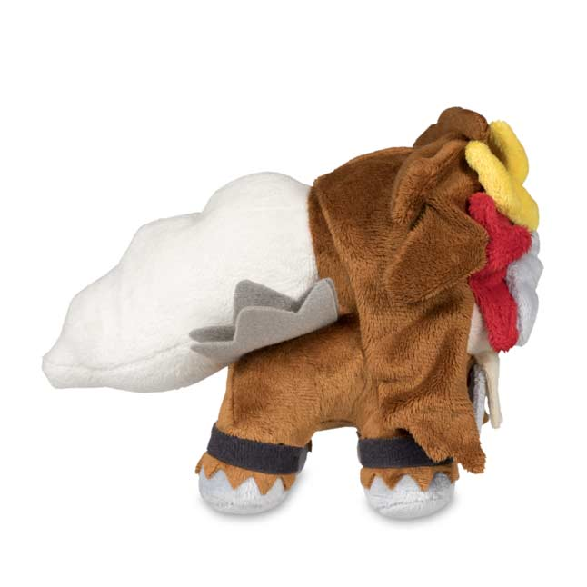 Image for Entei Poké Doll Plush (Standard Size) - 6 In. from Pokemon Center