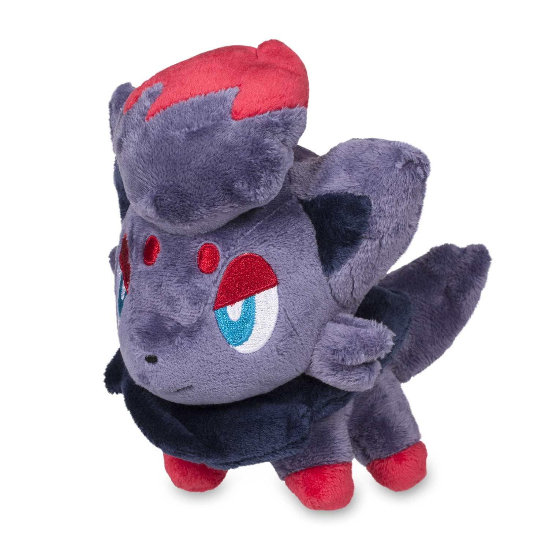 Zorua Poké Doll Plush | Pokémon Center Original
