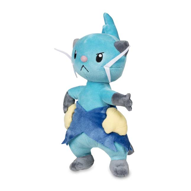 "Image for Dewott Poké Plush (Large Size) - 8 1/2"" from Pokemon Center"