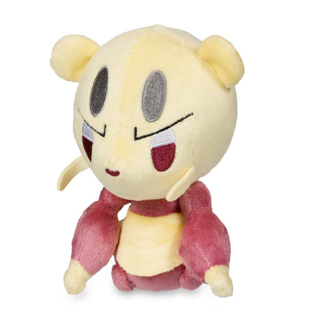 "Image for Mienfoo Poké Doll Plush (Standard Size) - 5 1/2"" from Pokemon Center"