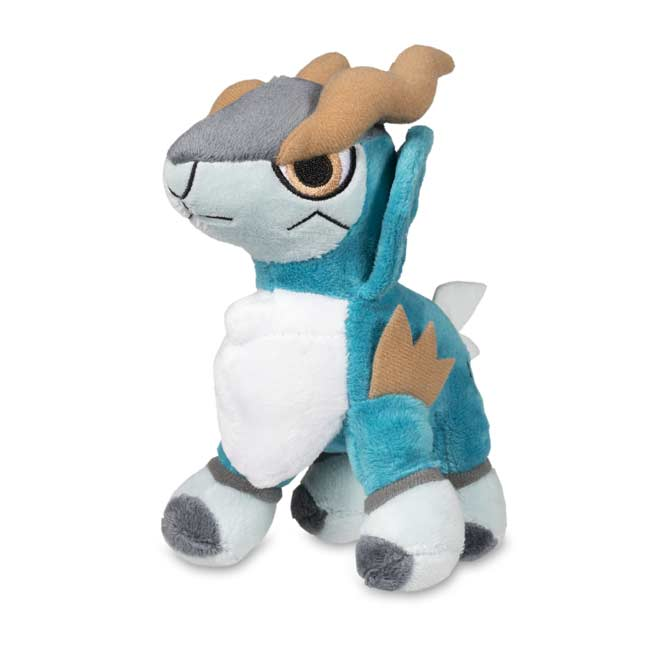 "Image for Cobalion Poké Doll Plush (Standard Size) - 6 1/2"" from Pokemon Center"