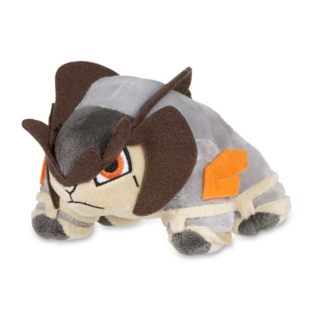 "Image for Terrakion Poké Doll Plush (Standard Size) - 5"" from Pokemon Center"